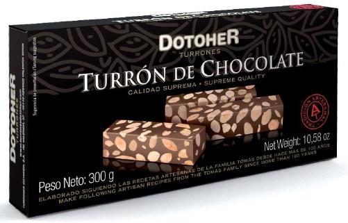 Turron de chocolate comprar online